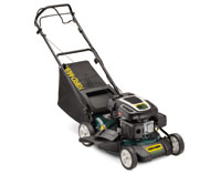 Yardman 173cc 19 inch rear wheel drive lawn mower