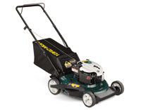 Yardman 190CC 21 3-in-1 Push Mower