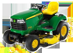 John Deere Lawn Mowers 700 series